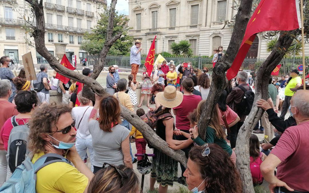 Mobilisation du 29 mai